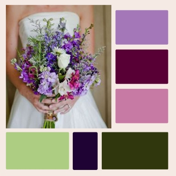 color scheme wedding1